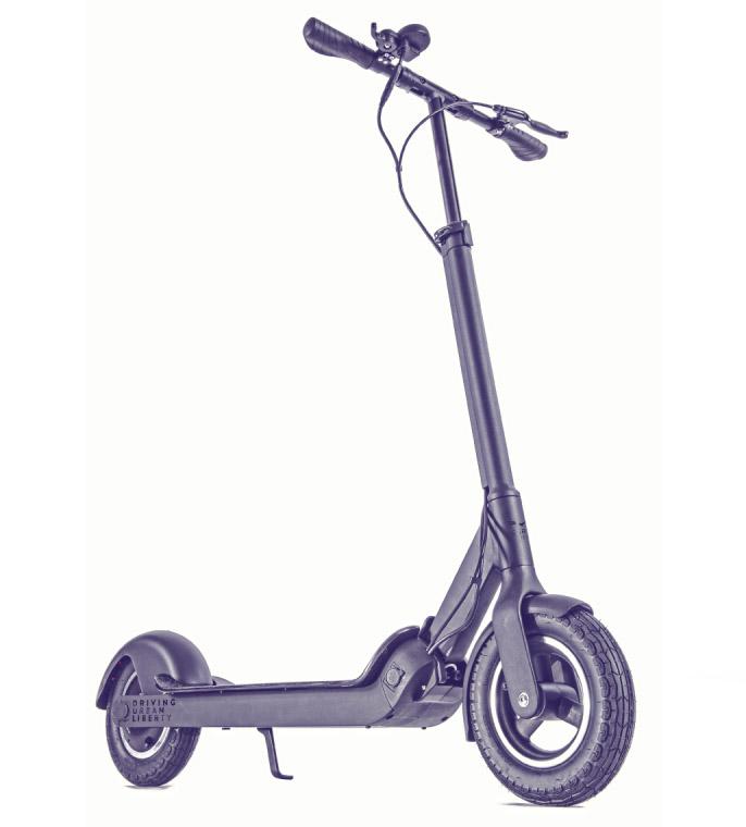 Trottinette électrique Egret Ten