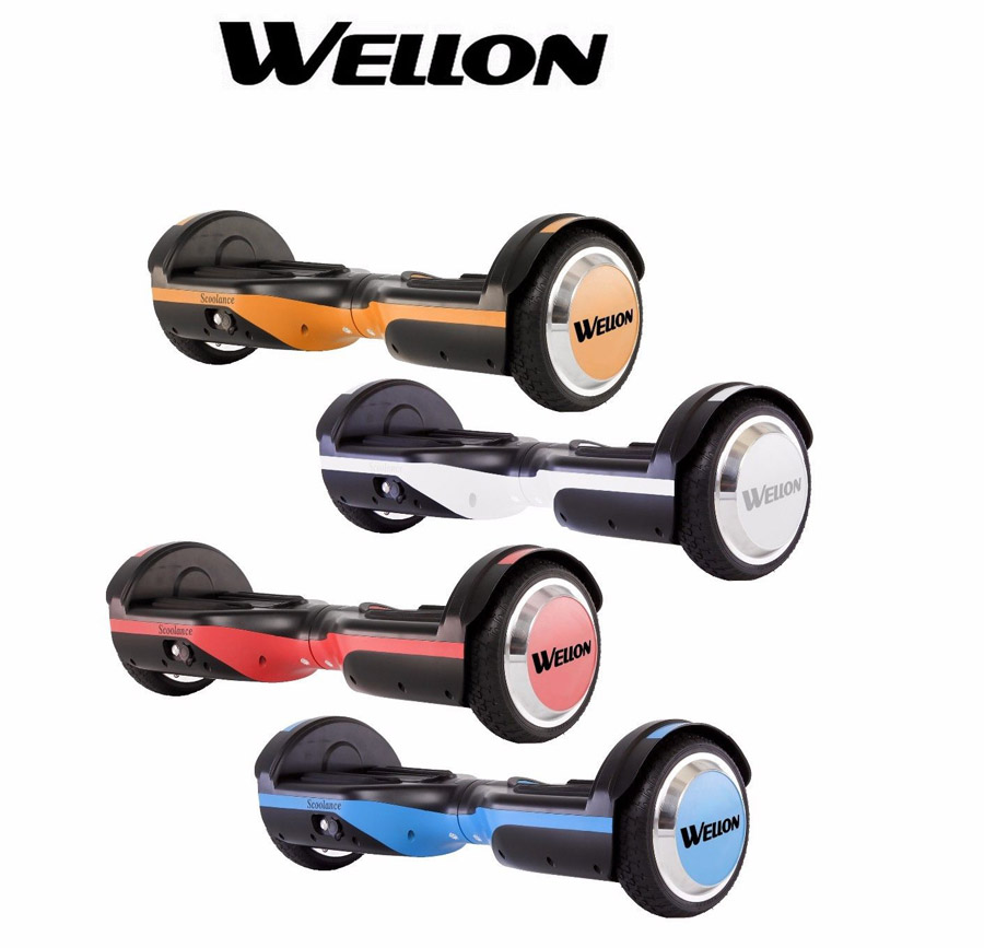 Hoverboard Wellon