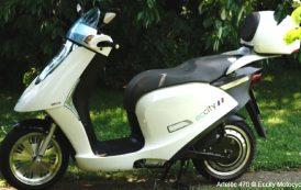 Artelec 470, un scooter électrique équivalent 50 cm3 pour les pros et les particuliers