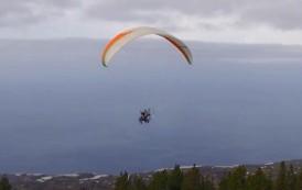 Un scooter électrique volant réalise un vol de 46 minutes