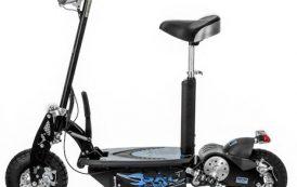 La SXT 1000 W Turbo, trottinette électrique robuste