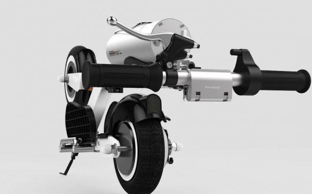 Airwheel Z3T trottinette electrique 350W