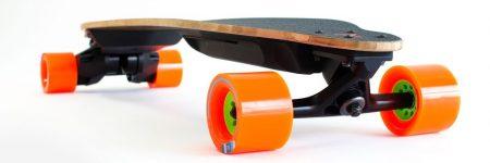 Boosted Board : le skateboard électrique s'améliore