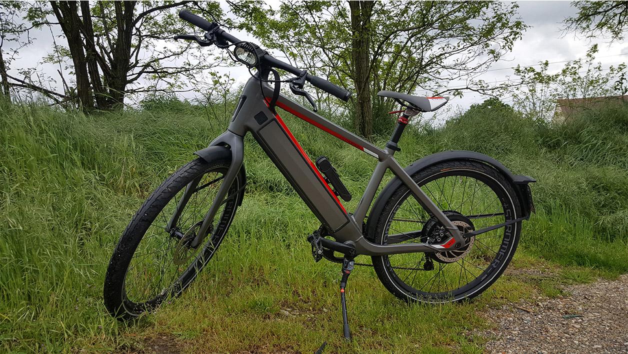 Test : Stromer ST2 S, le vélo électrique qui atteint les 45 km/h en 4 secondes
