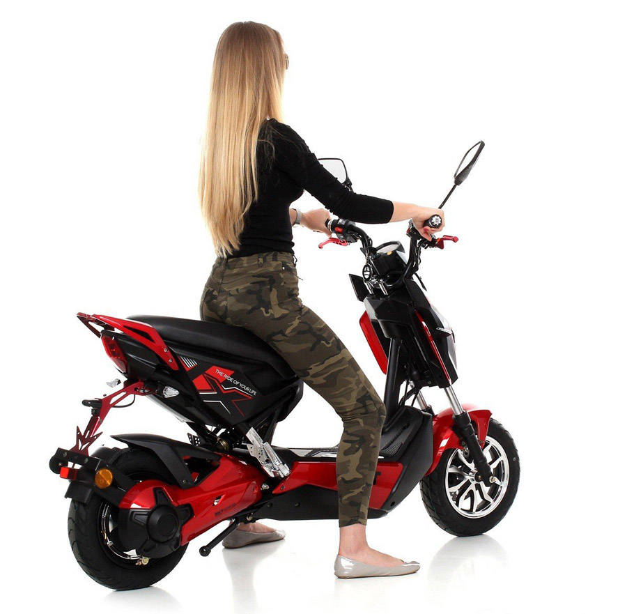 sxt raptor 1200 noir trott 39 n 39 scoot have elec fun. Black Bedroom Furniture Sets. Home Design Ideas