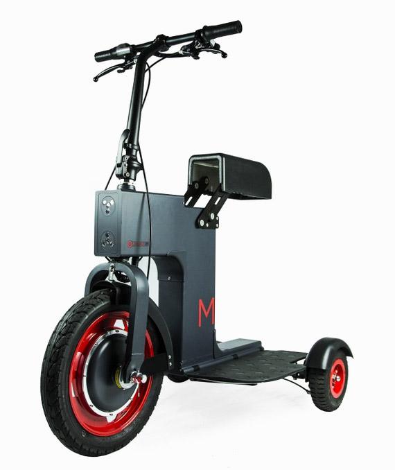 Trottinette électrique M-Scooter
