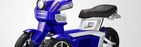 Mobilité électrique pour Goodyear avec l'e-Go