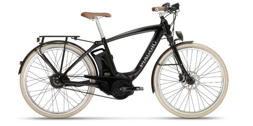 Piaggio Wi-Bike, le vélo rêvé des geeks