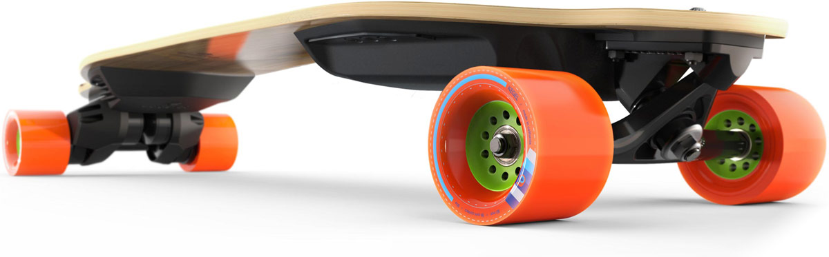 Semaine du développement durable : Boosted Board
