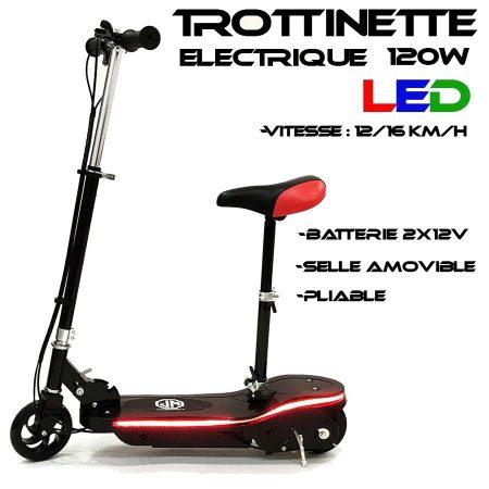 Trottinette électrique JM MOTORS