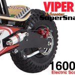 Trottinette électrique Viper SuperSnake