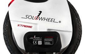 Test de la gyroroue Solowheel Xtreme