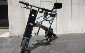 Stigo : premier contact avec le mini scooter électrique pliable estonien