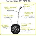 Gyropode Beeper Road CITY ROAD R2e+