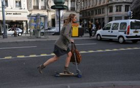"""En France, le succès des """"mobilités émergentes"""""""
