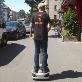 La loi met les bâtons dans les roues d'un handicapé