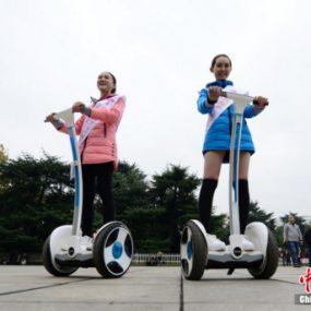Les nouvelles règles interdisant les scooters électriques et les gyropodes inefficaces (Chine)