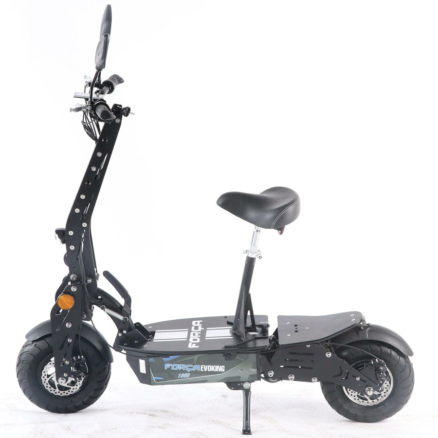 E-scooter FORCA EVOKING IV version lithium homologuée