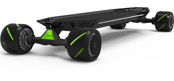 Acton Blink, le skateboard électrique 4×4