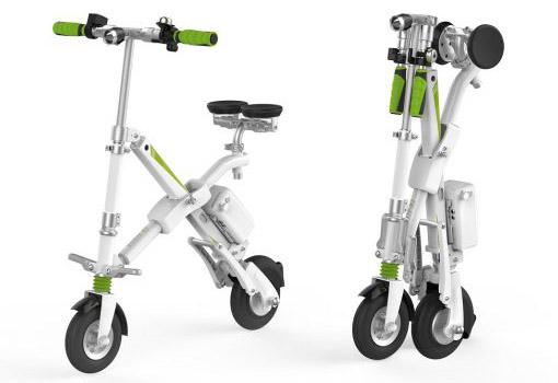 Urban eScooter : le premier véhicule électrique d'Archos