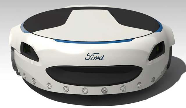 Carr-E : la mobilité du dernier kilomètre signée Ford
