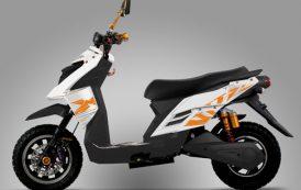 KSR TTX, un scooter électrique pour le prix d'un vélo – prix 1599€