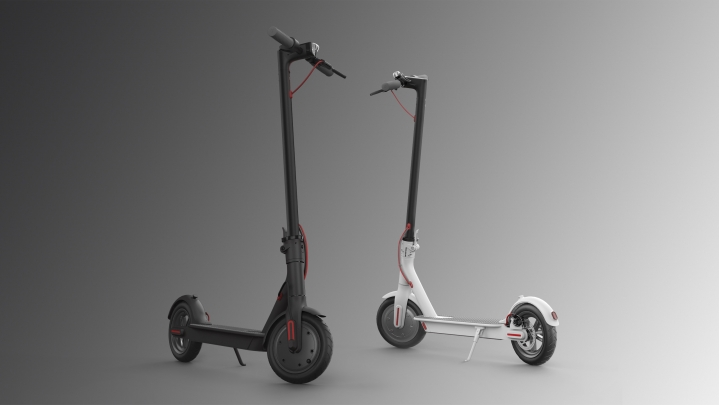 Mi Electrical Scooter : la trottinette high-tech de Xiaomi est de sortie