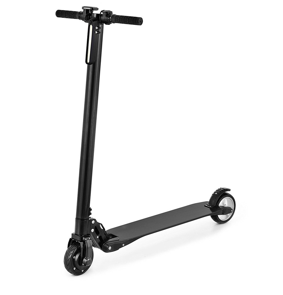 Trottinette électrique Evo Spirit City Carbon 10,4Ah