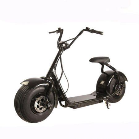 Trottinette électrique type Harley Davidson