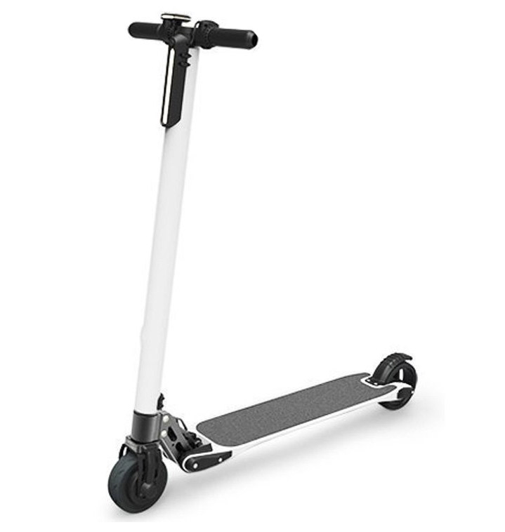 Trottinette électrique Evo Spirit City Carbon 7,8Ah