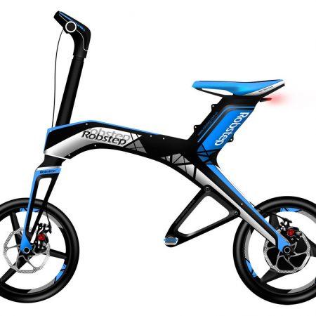 Vélo électrique Robstep