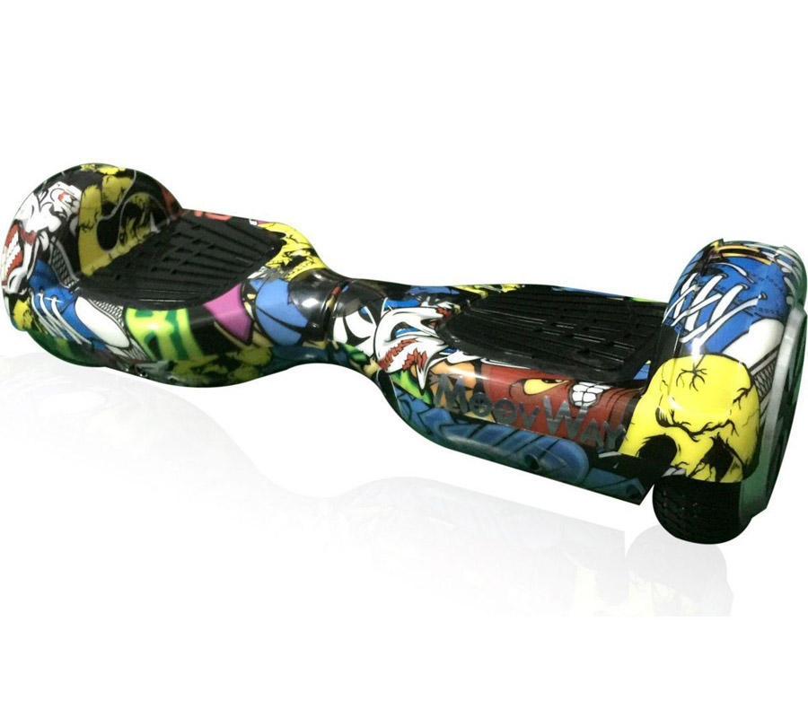 Hoverboard Moovway Basic multicolore