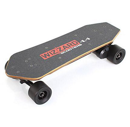 Longboard électrique Wizzard 4.4