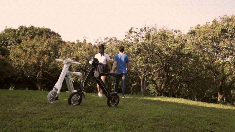 Weebot, à la recherche de nouveaux modes de transport