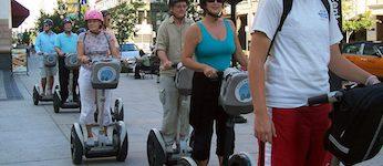 Madrid veut réglementer l'usage des trottinettes électriques