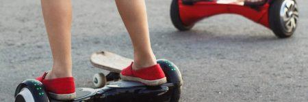 Un député veut restreindre l'usage des hoverboards et gyropodes sur les trottoirs
