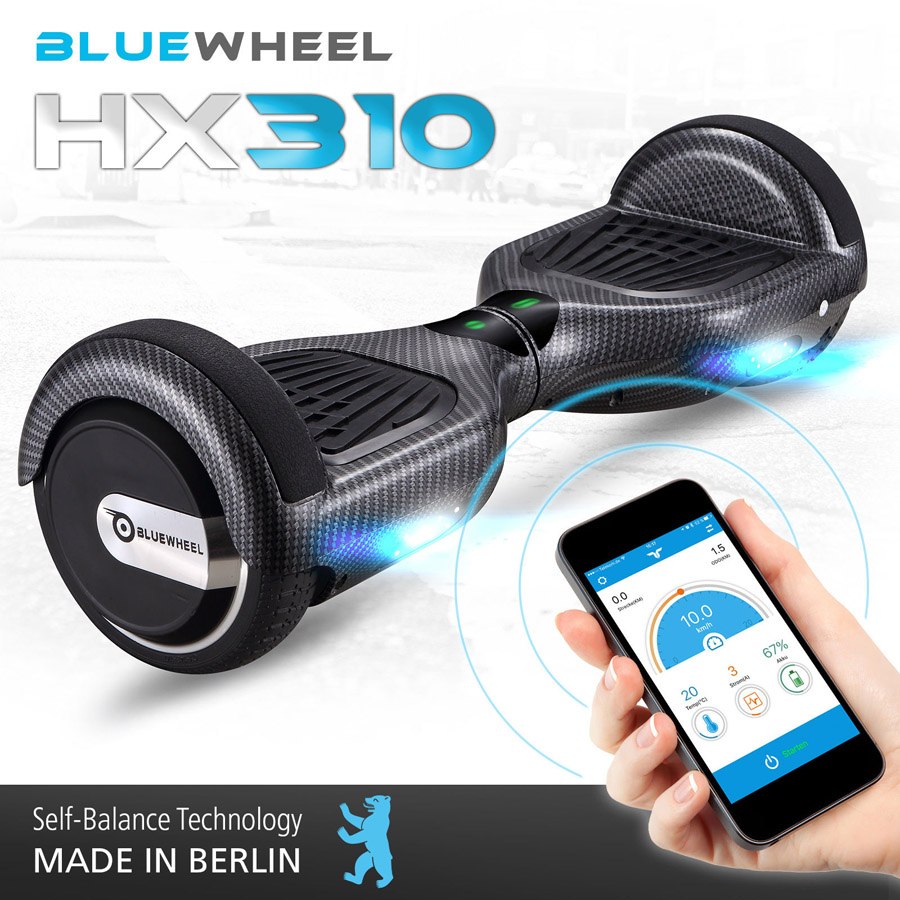 Hoverboard Bluewheel HX310