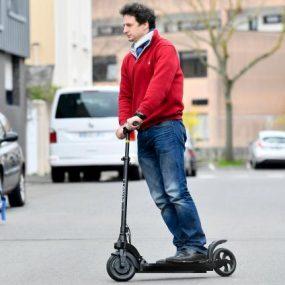 Trottinettes libre-service : une première en France au Mans
