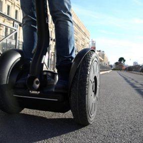 Marseille : les gyropodes bannis des trottoirs ?