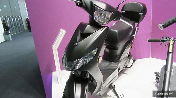 MWC 2017 – Archos X3, un scooter électrique au pays du smartphone