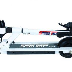 Je teste la trottinette électrique SPEEDTROTT ST12
