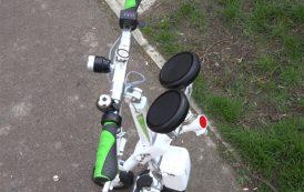 On a testé un vélo atypique pour se faufiler en ville sans se fatiguer