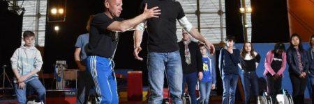 Thomas, travailleur handicapé et prof de gyroroue