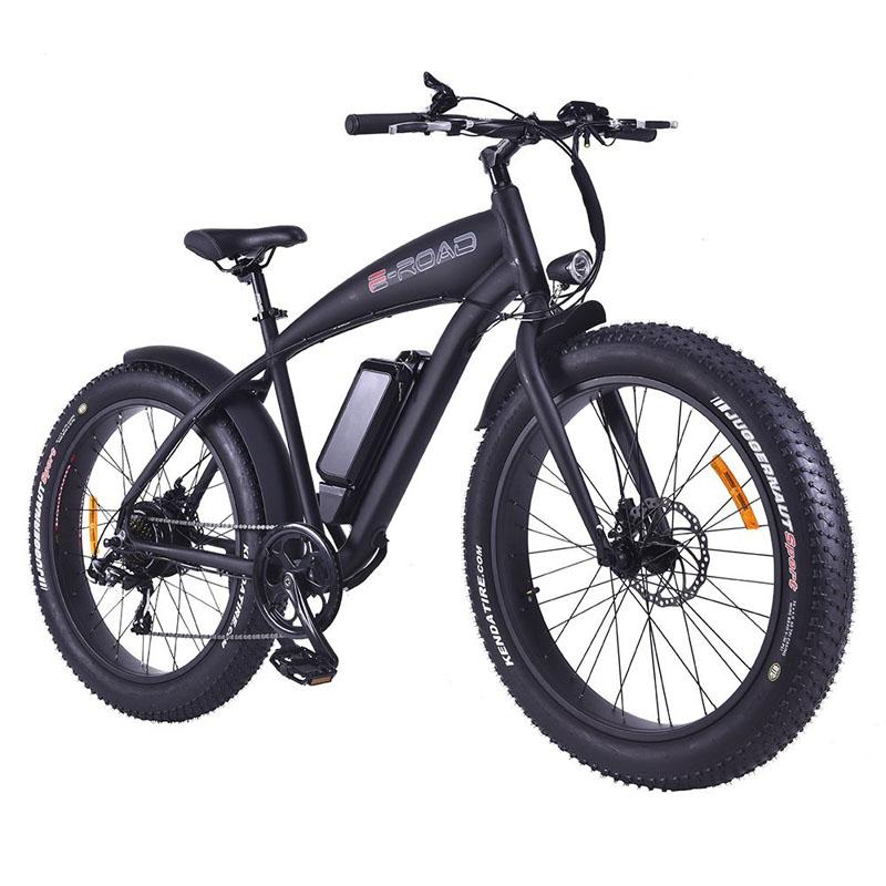 Vélo Électrique E-Road Fatty