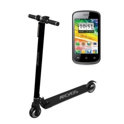ARCHOS Bolt + Smartphone F35 Touch
