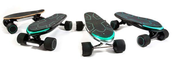 Smart Spectra : le « Tesla » du Skateboard électrique est doté d'une Intelligence artificielle