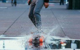 Devenez le roi de la ville avec le skateboard connecté !