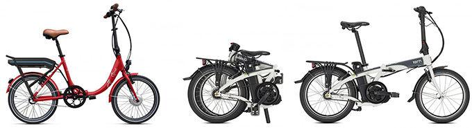 Vélos électriques pliants Avantages et inconvénients