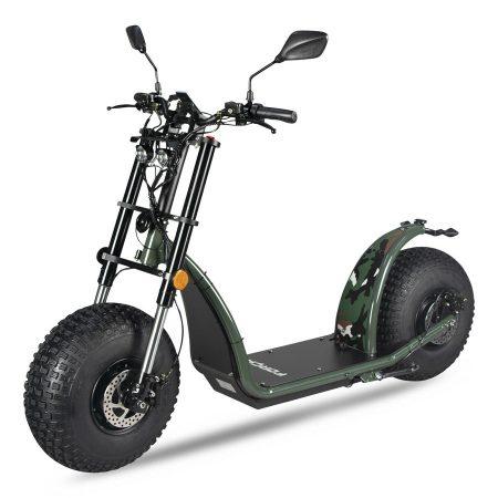 E-Scooter FORCA Knumo II Pro homologué route