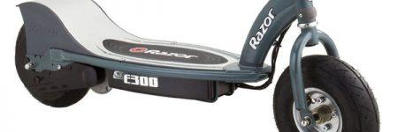 Essai Razor E300